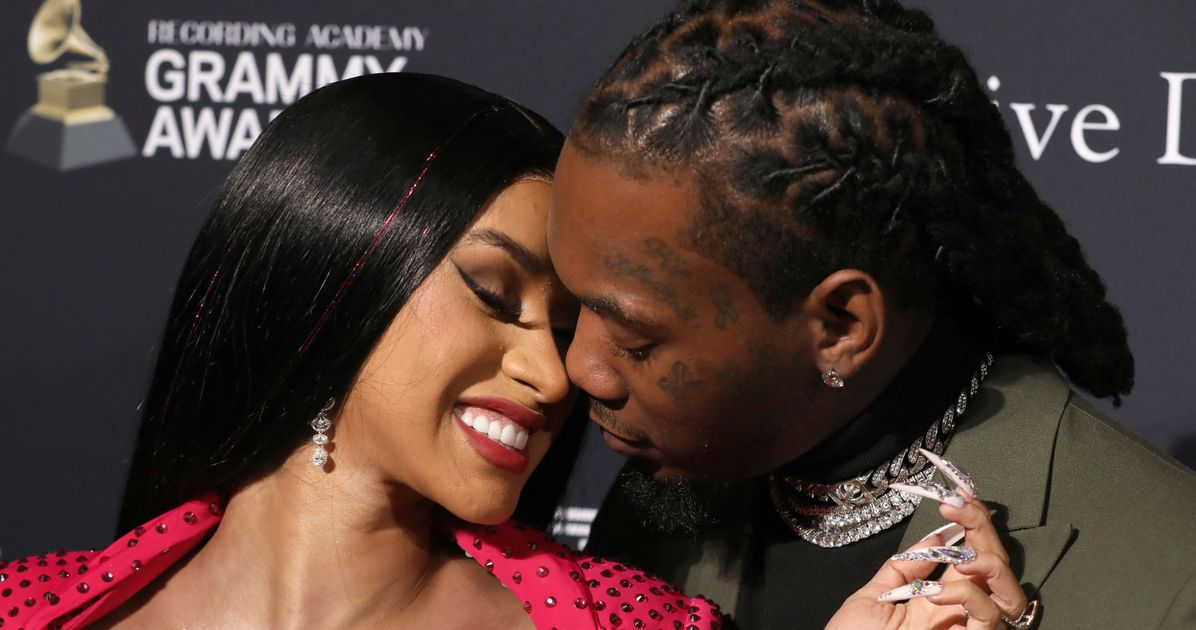 Cardi B & Offset Announce The Birth Of Their New Baby Girl